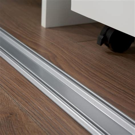 Kitchen Cabinet Sliding Door Track by Sliding Wardrobe Door Track Sliding Door Gears Howdens