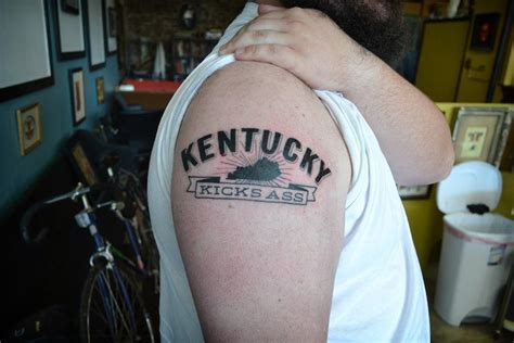 tattoo shops lexington ky kentucky kicks tattoos kentucky for kentucky