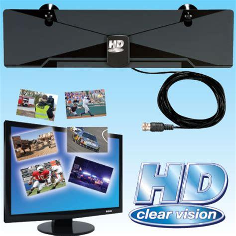 Hd Clear Vision Antenna Digital Antena Tv Digital high definition clear vision digital antenna the gadget
