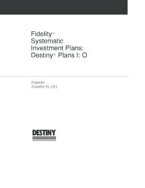 Fidelity Destiny Ii Quote fidelity destiny plans i o fill printable