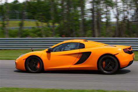 2013 Mclaren Mp4 12c by 2013 Mclaren Mp4 12c Spider Track Day