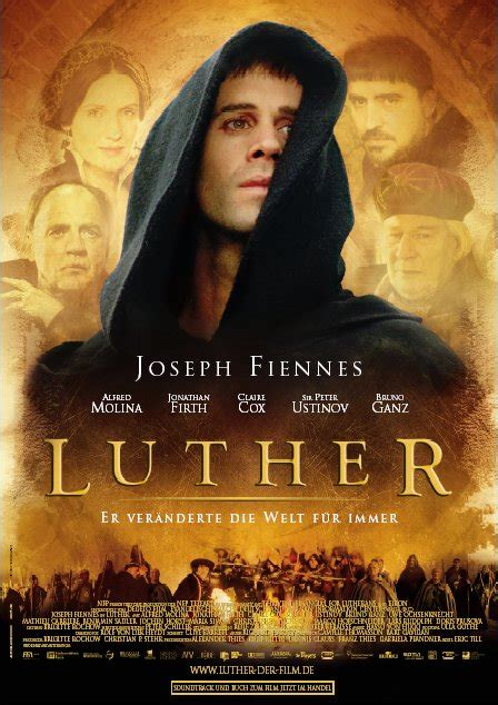Luther Poster Luther 2003 Reviews By