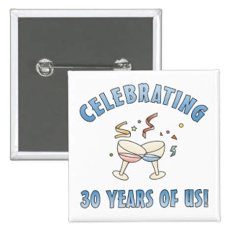 30 year anniversary gifts t shirts posters other