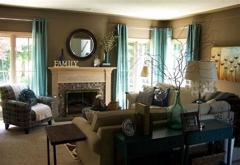 Teal And Gray Curtains Decorating Extraordinary Teal Living Room Ideas Design Teal Decorations For Living Room Grey Teal And