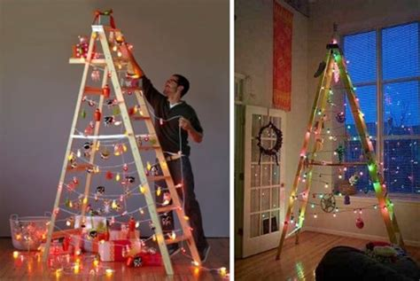 how to make a ladder christmas tree diy tree bob s blogs