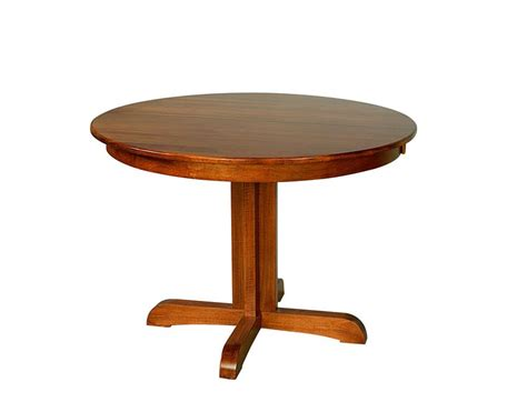 pedestal dining table dutchcrafters amish dining room