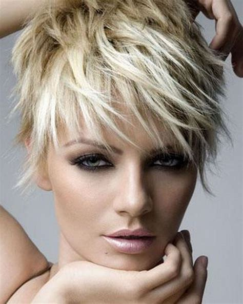 edgy haircuts la trendy short hair trends edgy haircuts for wavy hair