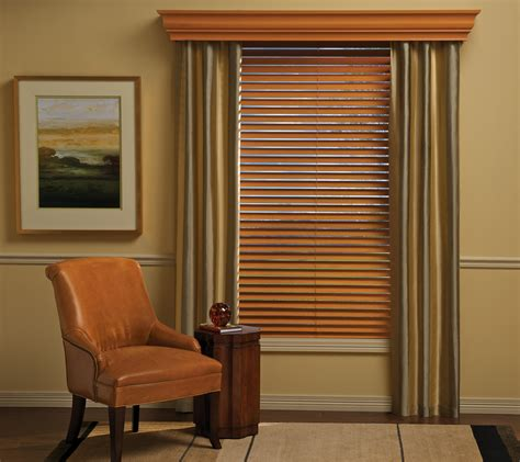 wood blinds with curtains wood cornice for vertical blinds parkland bridgeview