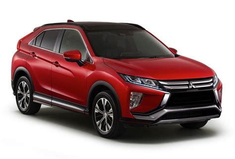 mitsubishi coupe all 2018 mitsubishi eclipse cross blends suv and coup 233