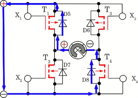 h bridge diode protection h bridge homofaciens
