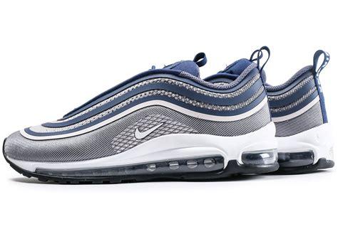 nike air max 97 junior bleu fonc 233 et clair chaussures baskets femme chausport