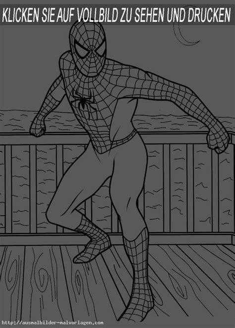 aumalbilder  malvorlagen  spiderman   Ausmalbilder und