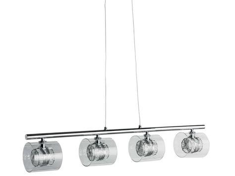 Lustre 4 lampes CALLAS   Vente de Lustre et suspension   Conforama