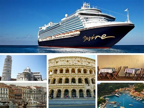 cruises rome to barcelona desire cruise 2018 barcelona spain to rome italy