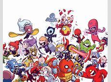 A-Babies vs. X-Babies Vol 1 1 - Marvel Comics Database X Babies