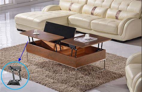coffee table dining table combo adjustable height coffee table transforming ideas