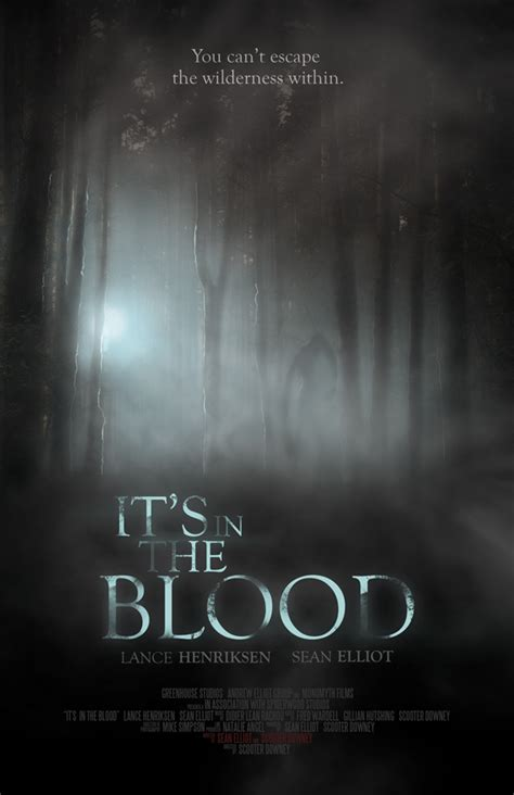 Film It In The Blood   it s in the blood 2012 thoughtful disturbing