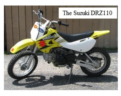 Suzuki 110 Pit Bike Pit Bike Adventure And Bargains For All
