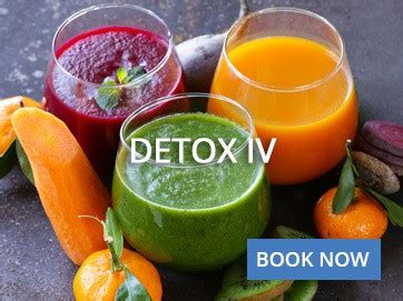 Iv Detox Therapy by Treatments