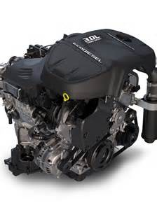 List Of Fiat Engines Fiat Chrysler S Ecodiesel V6 Engine Earns Recognition On