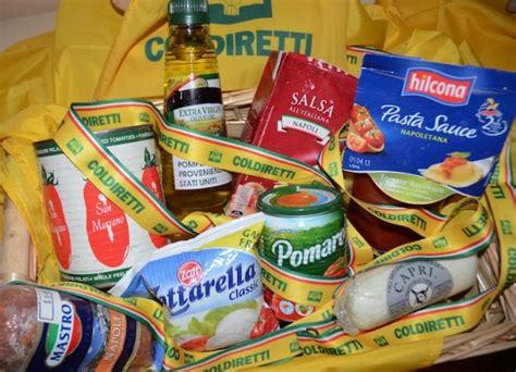alimenti italiani coldiretti supera i 60 miliardi contraffazione made