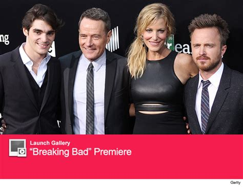 Breaking Bad Premieres Tonight 2 by Bryan Cranston Aaron Paul S Bromance At Quot Breaking Bad