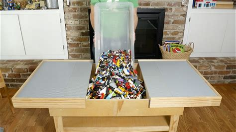 lego table top diy hideaway storage ideas for small spaces