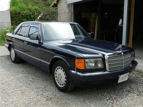 1992 mercedes w126 partsopen 1989 mercedes w126 partsopen