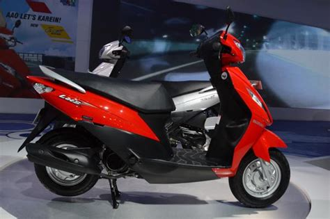 Suzuki Lets Scooter Suzuki Lets Scooter Bookings Commence Bike News