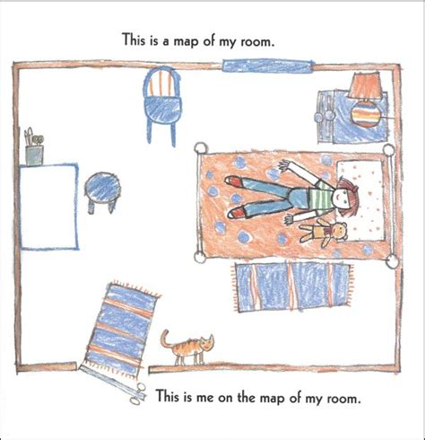 map your bedroom francine