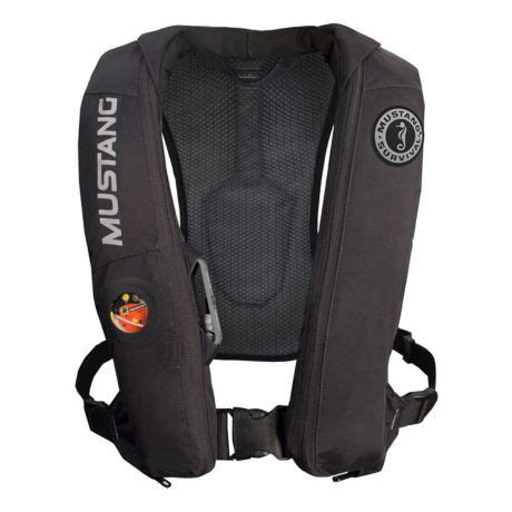 Mustang H I T Auto Inflatable Pfd by Mustang Elite H I T Auto Inflatable Pfd Cabela S Canada