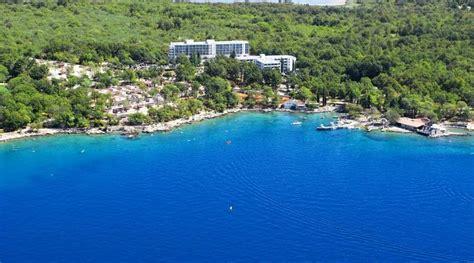 soggiorno in croazia soggiorno in hotel 3 stelle a njivice in croazia parti