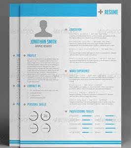 27 best pro free resume templates psd ai word