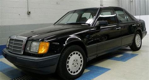 how to sell used cars 1987 mercedes benz e class engine control sell used 1987 mercedes benz 300e in hoffman estates illinois united states for us 3 500 00