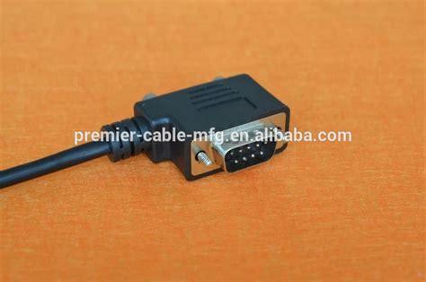 Konektor Db15 2 Baris Kabel Db 15 Cable Soket Socket right angle db9 pin db15 pin cable connector buy right