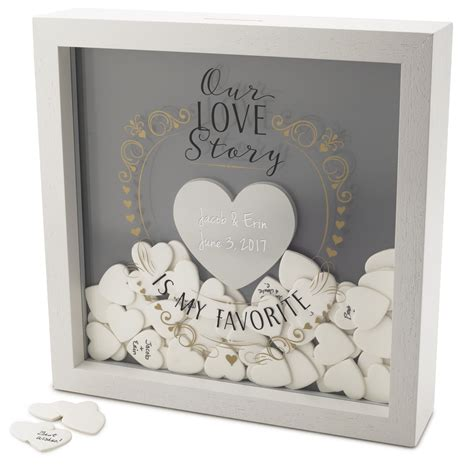 Wedding Box Message by Story Message Box