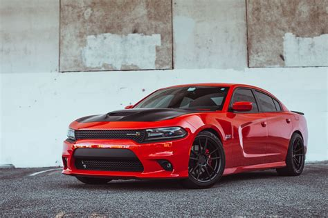 Pack Dodge Charger by Racing Dodge Charger Pack By Rohana Wheels