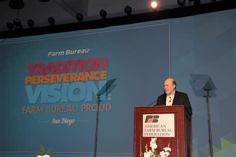 bureau r馮lable oklahoma farm report farm bureau praises