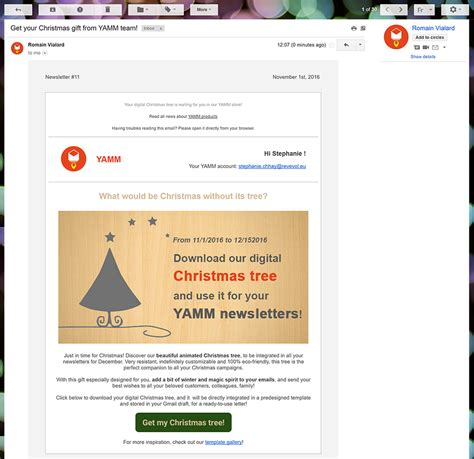 newsletter template gmail create your template in docs and import it in gmail