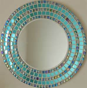 Blue And Green Bathroom Ideas by Best 20 Round Decorative Mirror Ideas On Pinterest
