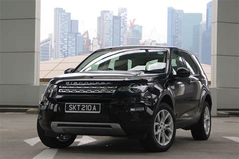 land rover singapore land rover discovery sport review voyage of discovery