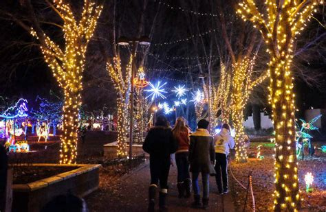 river of lights albuquerque river of lights extended albuquerque journal