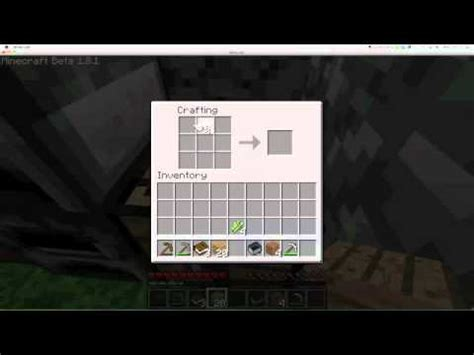 How To Make Paper Minecraft - minecraft how to make paper book bookshelf book and quill