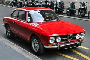 Alfa Romeo Collection Alfa Romeo Giulia Gt Une Voiture De Collection Propos 233 E