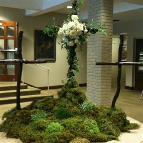 easter sunday service decorations 17 best images about easter church decor on pinterest
