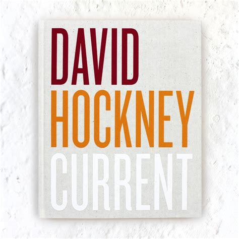 libro david hockney current a bigger book limited collector s edition by david hockney salts mill shop