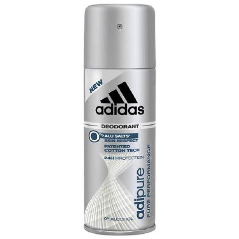 Adidas Deodorant adidas adipure deodorant for him 150 ml u