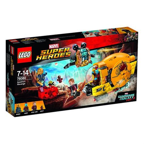 Lego Guardian Of Galaxy 3 lego s guardians of the galaxy vol 2 tie in sets