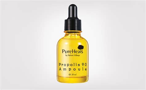 best european skin care products review pureheal s propolis 90 oule serum from korea k