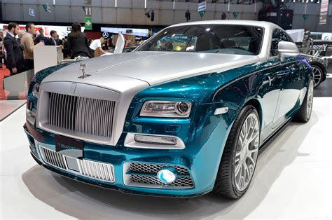 mansory rolls royce best and worst of geneva 2014 editor s picks photo